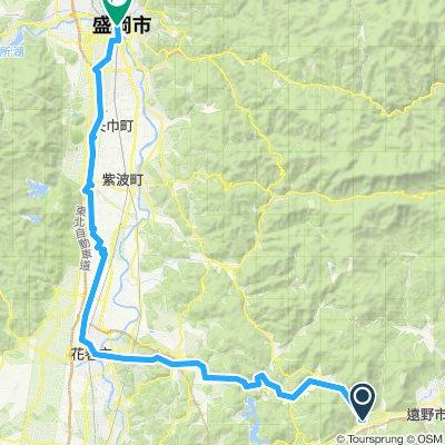 Iwate-Futsukamachi - Morioka
