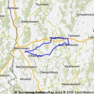Benningen - Bad Wörishofen