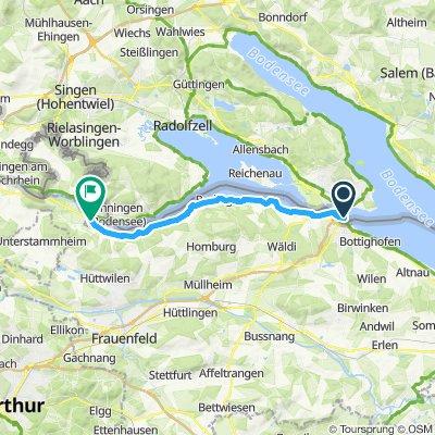 Konstanz-Stein am Rhein