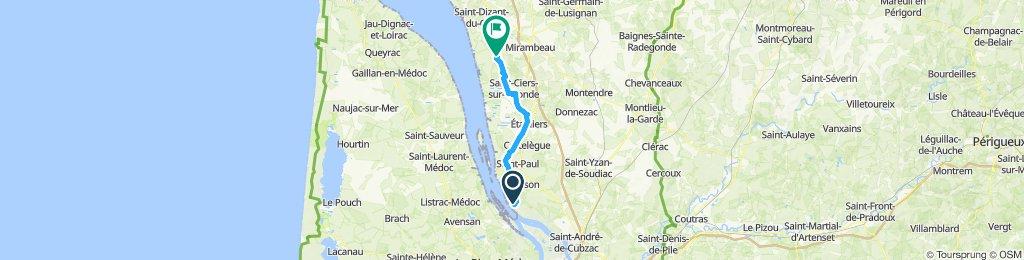 Saint-Bonnet-sur-Gironde