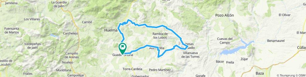 Solera-guadahortuna-alamedilla-alicun-Estacion de Cabra-Solera