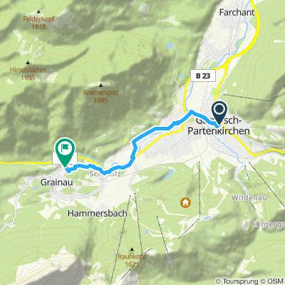 Grainau - Garmisch