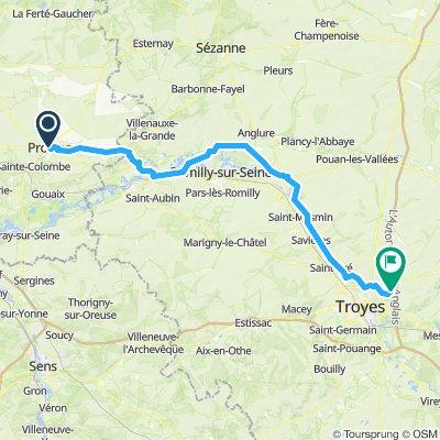 E09 Troyes Provins