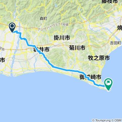 浜北-御前崎