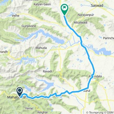 Mahabaleshwar to Khed Downhill