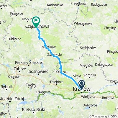 Kraków-Częstochowa