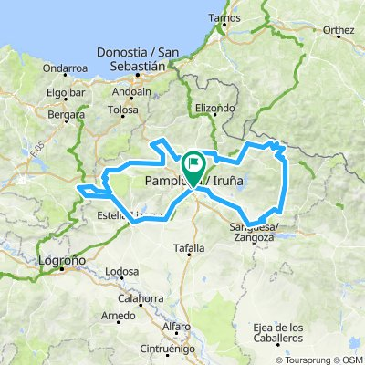RUTA COMPLETA. Encuentros de Navarra 2019 (OFICIAL)