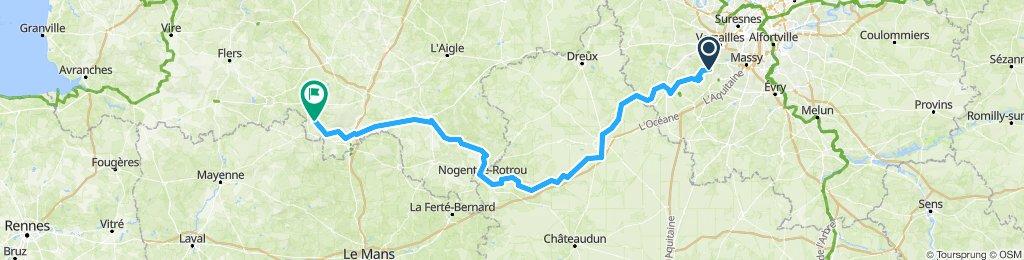 11. Saint Rémy lès Chevreuse - Saint Ellier les Bois 245