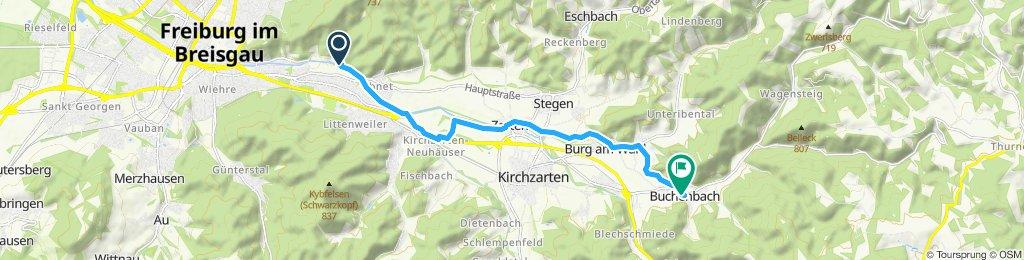 Ebnet Zarten Burg am Wald buchenbach