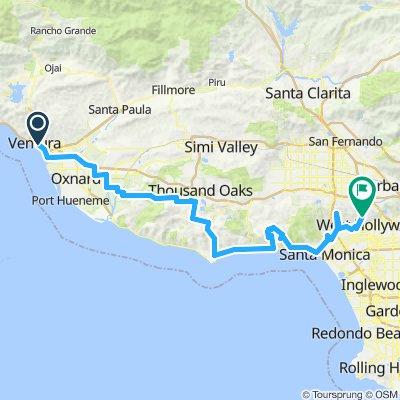 Ventura-Beverly Hills