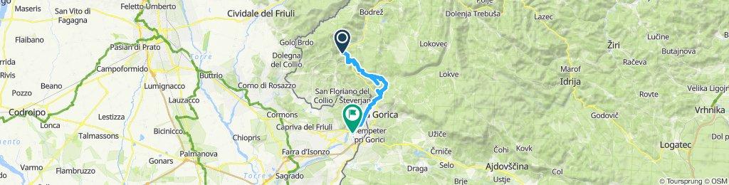Plave-Gorizia