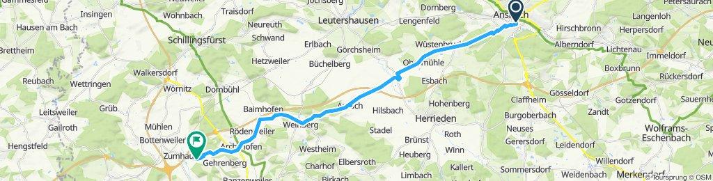 Ansbach-Breitenau