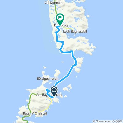 Stage 2 - Barra-South Uist