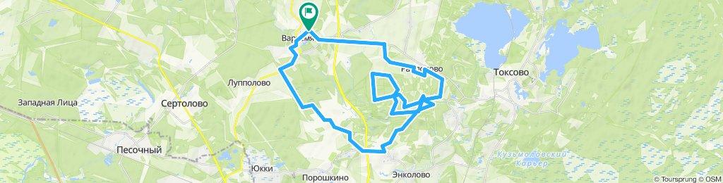 34-5 km - big round