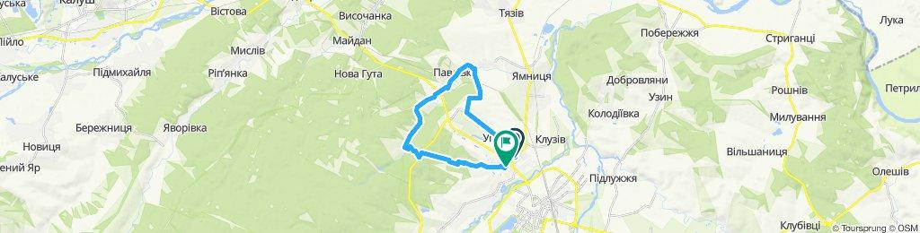 Павлівка - Рибне