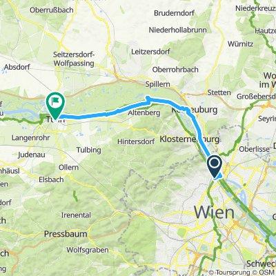 Wien - Tulln