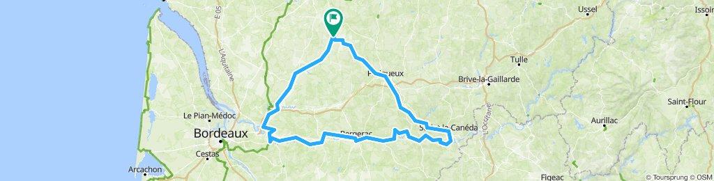 Dordogne Loop
