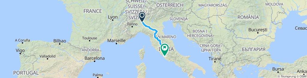 All roads Lead to Rome II