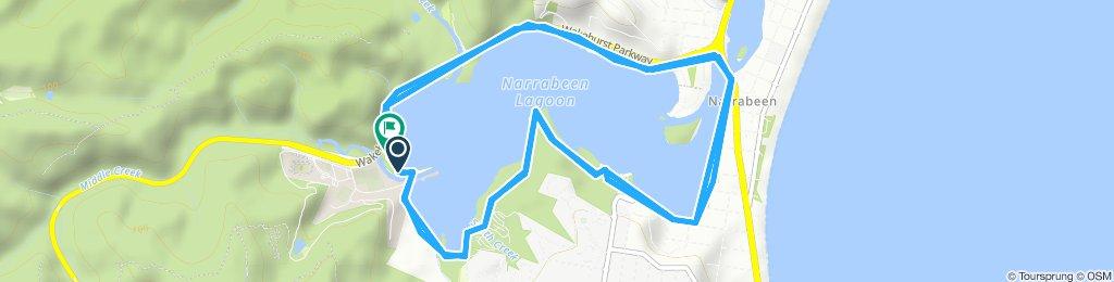 Narabeen Lakes 2/7/19