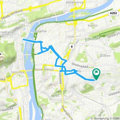 Prag 19.6.2019 Radtour