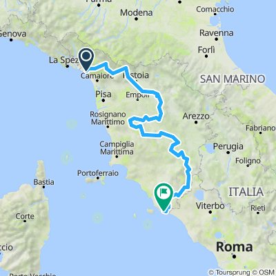 Tuscany Road 2017