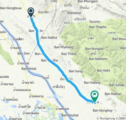 Vieng Kham to GH near Hinboun