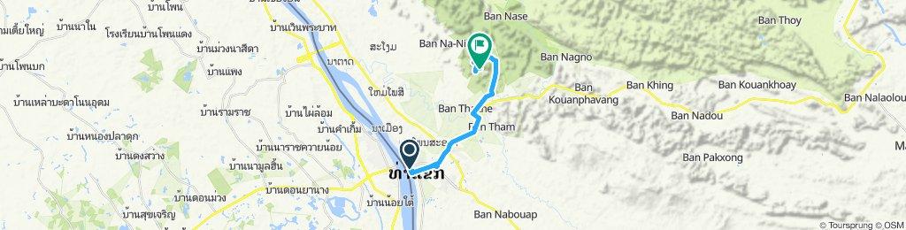 Tha Kek to Buddha and Pa Seuam caves