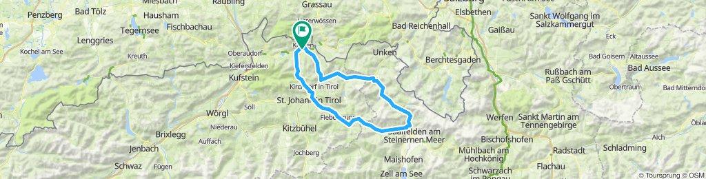 Steinbergrunde über Bichlach