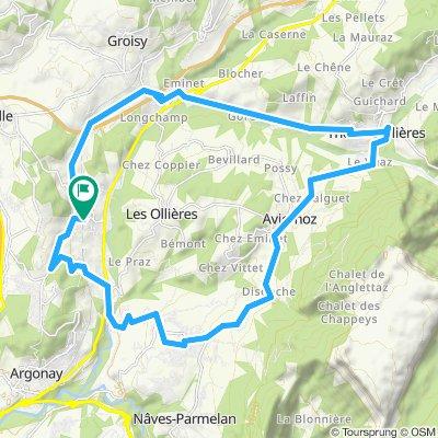 Charvonnex | Thoens-Glieres | Villaz