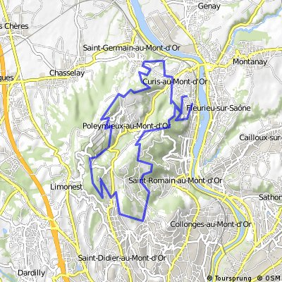 Transmontdo 2009 (20km)