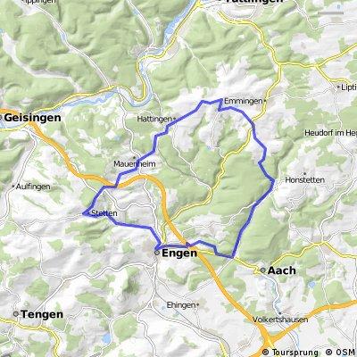 Pestkreuze-Hegaublick und zurück CLONED FROM ROUTE 306372