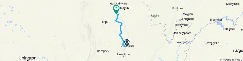 D2K Route