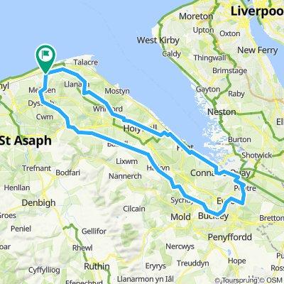 North Wales Bike Ride