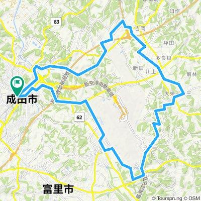 成田空港を巡る《空港一周》