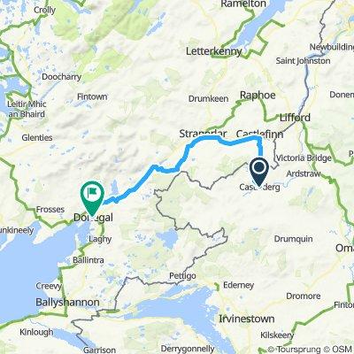 Castlederg-Donegal 55