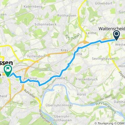 Wattenscheid - EssenRV