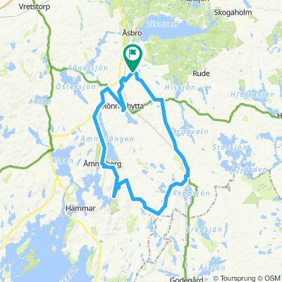PerOlofGården  - Åmmeberg  Rundan
