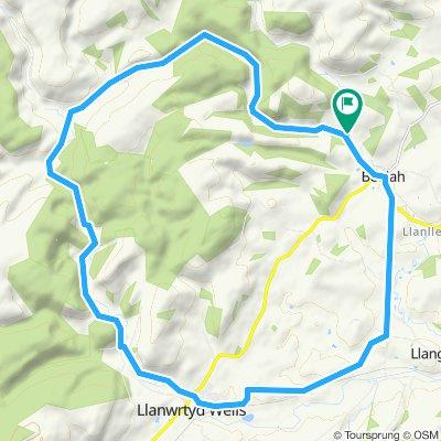 Beulah 25km