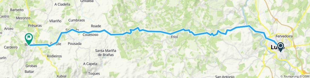 A12 - Lugo - Boimorto