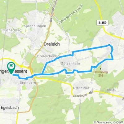 Langen-Dietzenbach-Langen 20