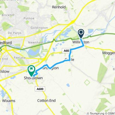 Easy ride in Bedford