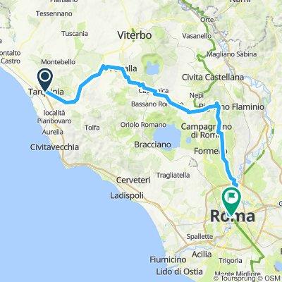 Tarquinia - Roma