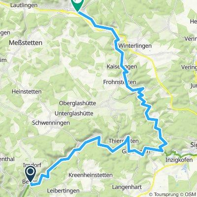 Beuron-Albstadt - 3.Tag