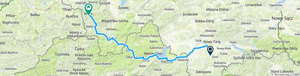 2019.07.07 WKC GÓRAL (6.3) - Szaflary - Wisła