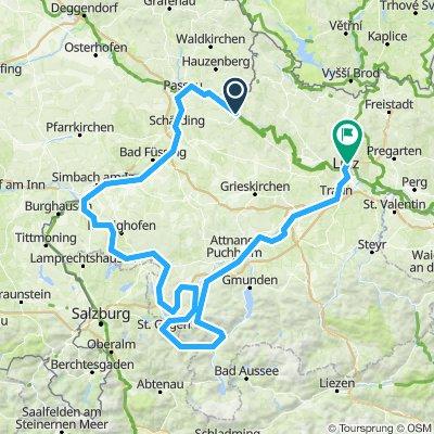 Clone AR-Austria offizieller 400 km Brevet
