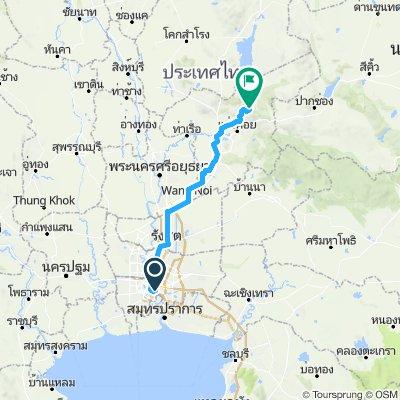 Bangkok > Nam Pha Pa Yai Climber's Camp