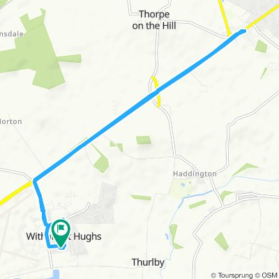 South Collingham Cycling
