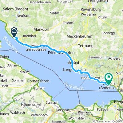 5 - Meersburg - Lindau