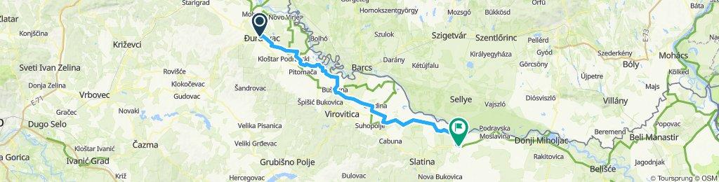 Kroz Podravinu