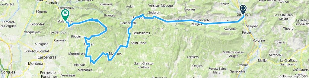 2019 Provence_7 [Sisteron_Malaucene]